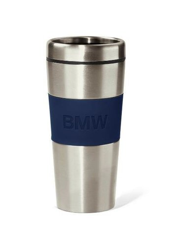BMW Thermobecher Logo